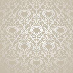 Seamless Silver wallpaper