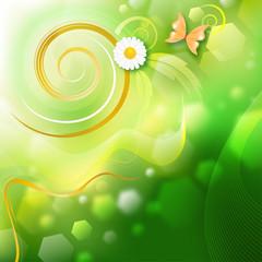 hintergrund green heaven