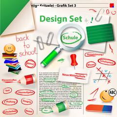 design set schule