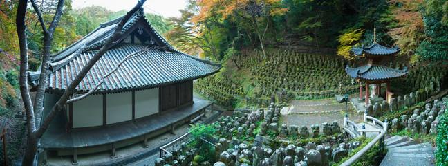 Fotomurales - buddhistischer Tempel Panorama