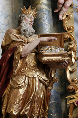 Melchior, Biblical Magi
