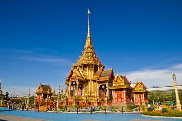 Thai royal funeral Papier Peint