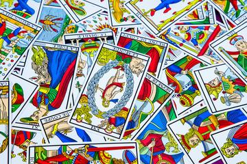 Tarot cards (4).