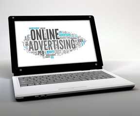 "Mobile Thin Client / Netbook ""Online Advertising"""