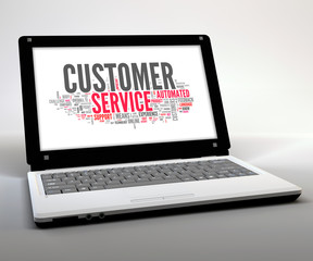"Mobile Thin Client / Netbook ""Customer Service"""