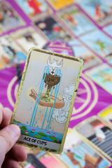 Ace of Cups, Tarot card, Major Arcana