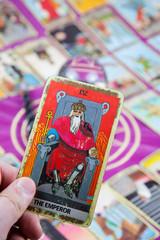 The Emperor, Tarot card, Major Arcana