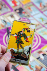 The Fool, Tarot card, Major Arcana