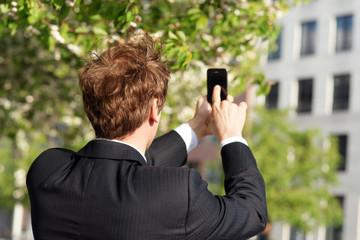 Mit dem Smartphone fotografieren