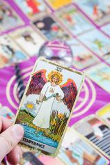 Temperance, Tarot card, Major Arcana