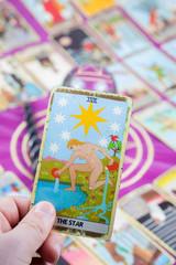 The Star, Tarot card, Major Arcana