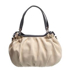 Female bag on a white background