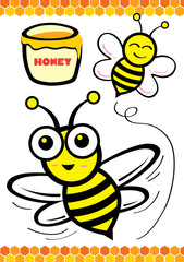 Bee & Honey