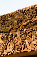 バンテアイスレイの彫刻