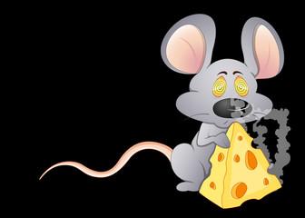 Hypnotized Mouse