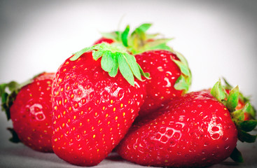 group berry strawberry