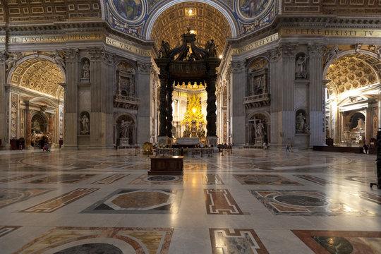 St. Peters Basillica, Vatican