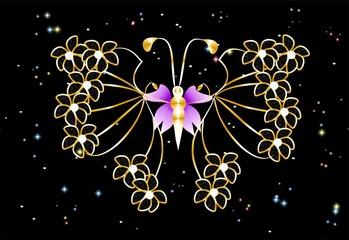 nocny motyl