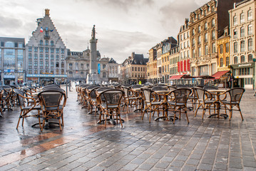 Fototapeta Lille France