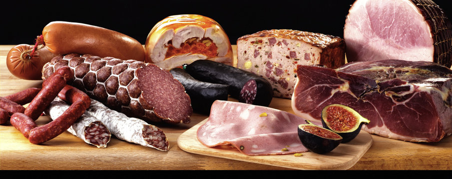 Wurst Selection