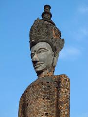 big Buddha's sculpture, Thailand