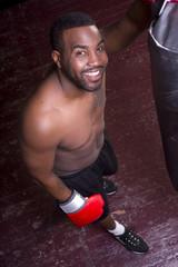 Happy Boxer