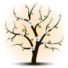 beautiful art tree for your