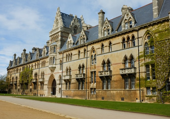 Christ Church College facade