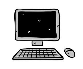 computer doodle