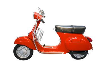 Fotorolgordijn Scooter Scooter
