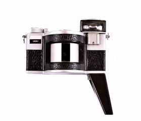 Old panoramic camera