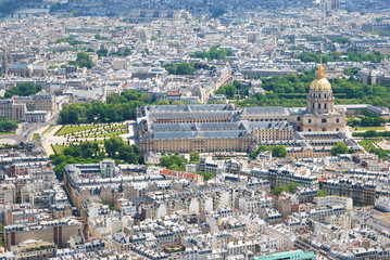 View at Invalides house