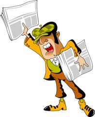 paperboy;