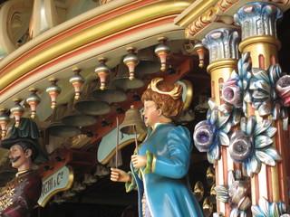 Victorian fairground organ