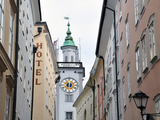 Wall Mural - salzburg
