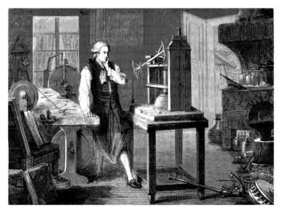 Workshop - Atelier - 18th century