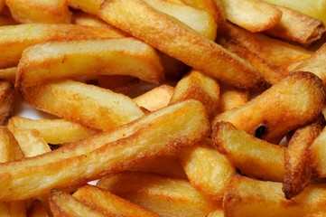 Crispy french fries © Arena Photo UK