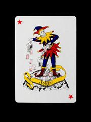 Playing card (joker)