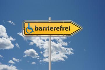 barrierfrei