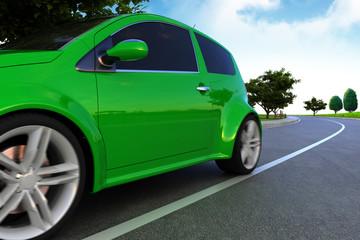 Green Energy auto
