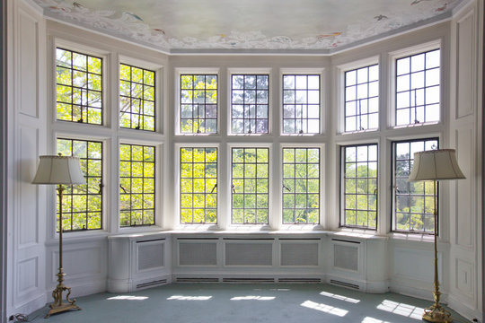 French Pane Bay Windows