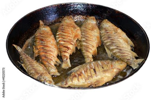 Сколько времени жарится рыба на сковороде рецепт