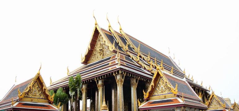 Grand Palace - Wat Phra Kaew Thailand
