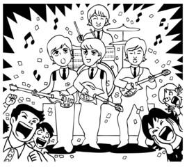 ロックグループ