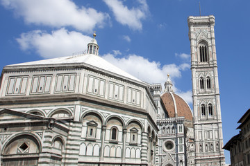 Fotomurales - Firenze - Piazza del Duomo