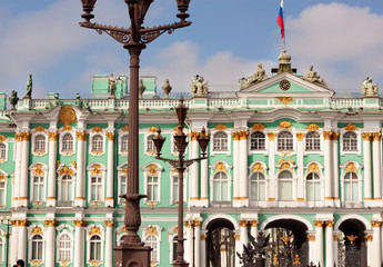 Winter Palace, Russia