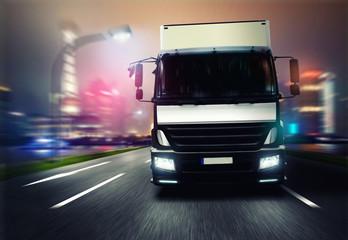 Fototapete - Modern Truck