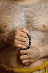 Thai style tattoo