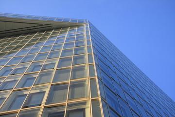 Bürohausfassade