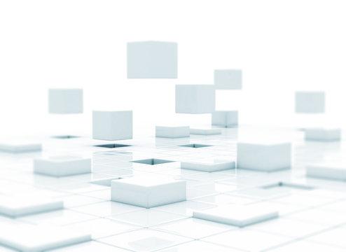 3d cubes - building a business